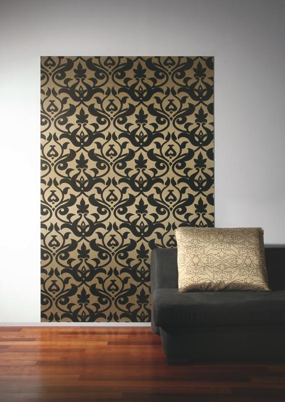 wandbespannung. Black Bedroom Furniture Sets. Home Design Ideas